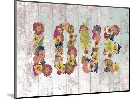 Love 2-Victoria Brown-Mounted Art Print