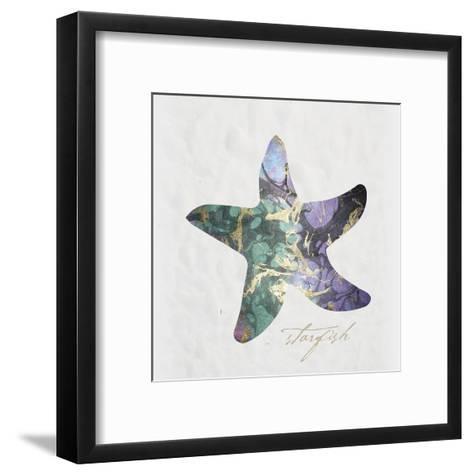 Starfish Paper-Melody Hogan-Framed Art Print