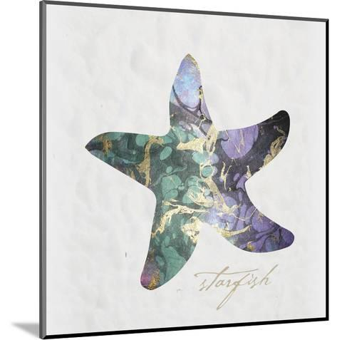 Starfish Paper-Melody Hogan-Mounted Art Print