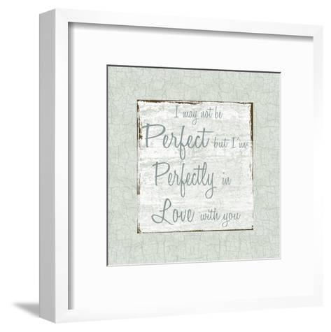 Perfect Love-Sheldon Lewis-Framed Art Print