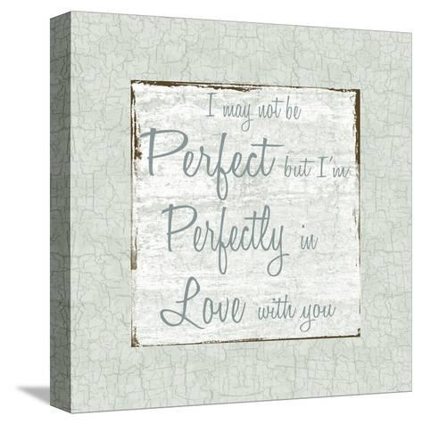 Perfect Love-Sheldon Lewis-Stretched Canvas Print