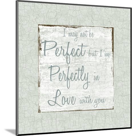 Perfect Love-Sheldon Lewis-Mounted Art Print