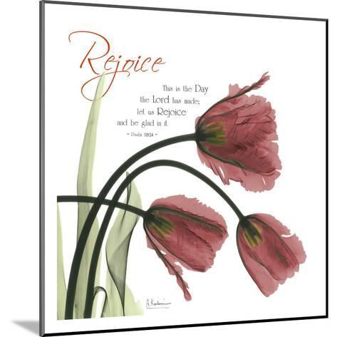 Rejoicing Tulips-Albert Koetsier-Mounted Art Print