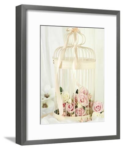 Think Pink 2--Framed Art Print