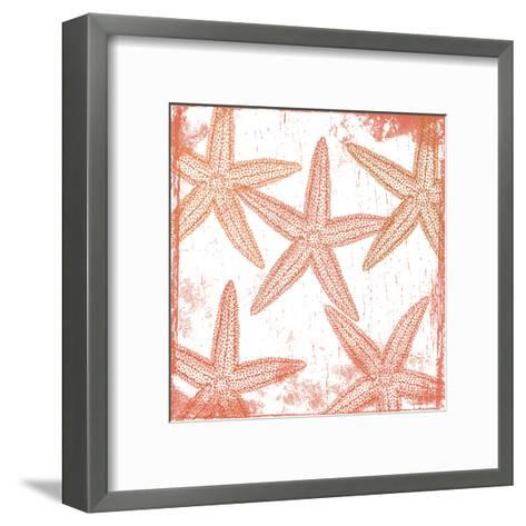 Deep Sea Gathering-Sheldon Lewis-Framed Art Print