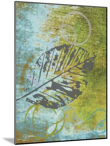 Eco Natural 1-Diane Stimson-Mounted Art Print