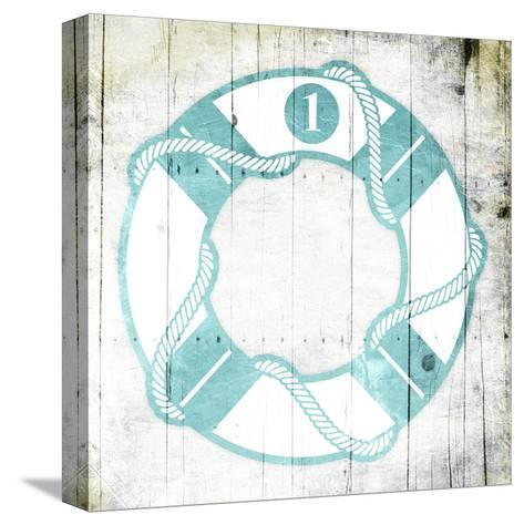 Number One Lifesaver-Jace Grey-Stretched Canvas Print