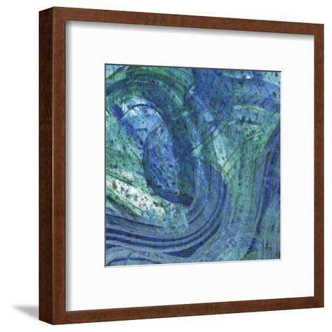 Mineral Flow 1-Smith Haynes-Framed Art Print