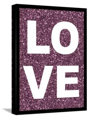 Love-Victoria Brown-Stretched Canvas Print
