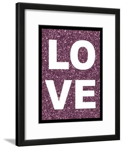 Love-Victoria Brown-Framed Art Print
