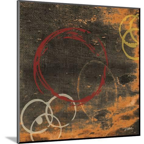 Firey Retreat 2-Diane Stimson-Mounted Art Print