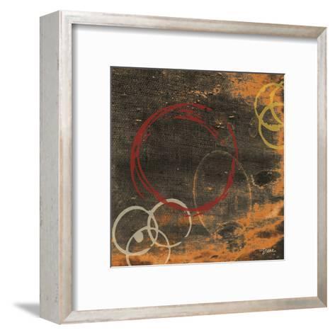 Firey Retreat 2-Diane Stimson-Framed Art Print