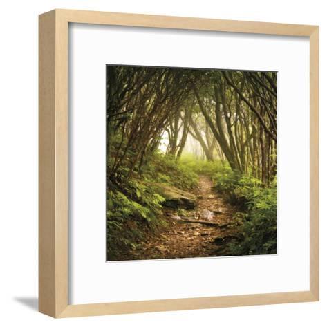On Track--Framed Art Print