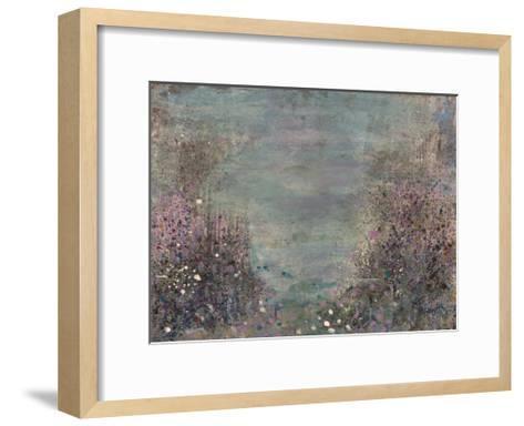 Stroll At Dusk-Smith Haynes-Framed Art Print