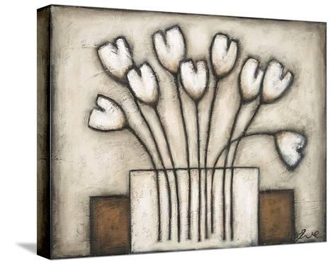 Fiori Adagio-Eve Shpritser-Stretched Canvas Print