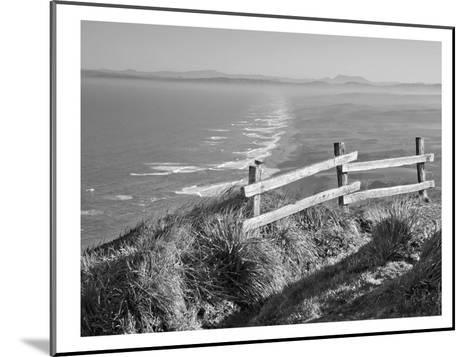 Pacific Ocean Seascape #51 B+W-Murray Bolesta-Mounted Art Print
