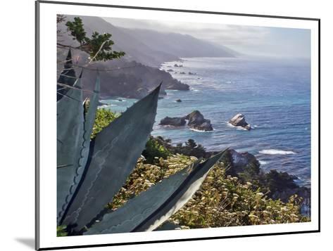 Pacific Ocean Seascape #56-Murray Bolesta-Mounted Art Print