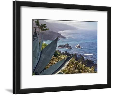 Pacific Ocean Seascape #56-Murray Bolesta-Framed Art Print