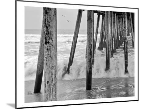 Imperial Beach Pier #1-Murray Bolesta-Mounted Art Print