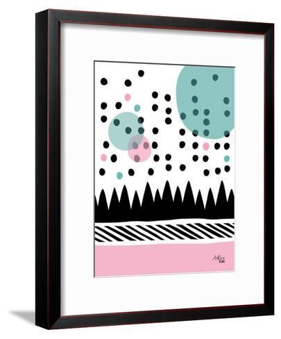 Beyond the Forest-Ashlee Rae-Framed Art Print