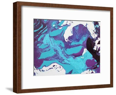 Blue Marble-Deb McNaughton-Framed Art Print