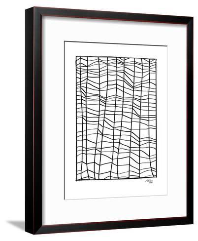Web-Ashlee Rae-Framed Art Print