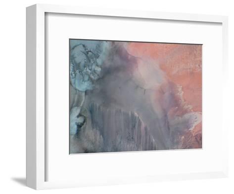 Grey Blur-Deb McNaughton-Framed Art Print