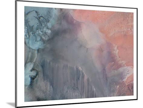 Grey Blur-Deb McNaughton-Mounted Art Print