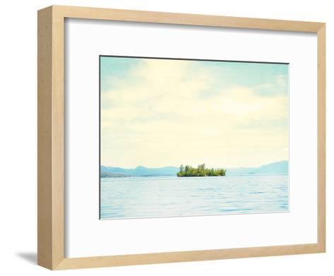 Greetings From Nowhere 3-Mina Teslaru-Framed Art Print