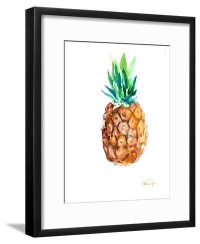 Pineapple-Suren Nersisyan-Framed Art Print