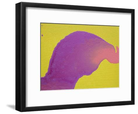 Purple to Pink-Deb McNaughton-Framed Art Print