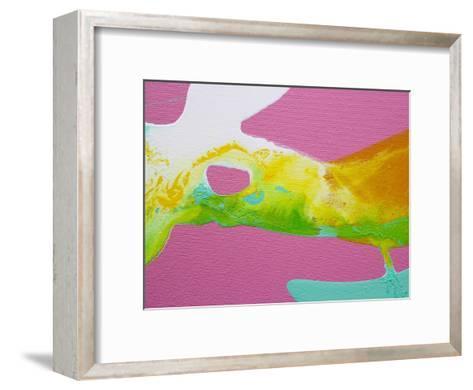 Smooth Yellow-Deb McNaughton-Framed Art Print