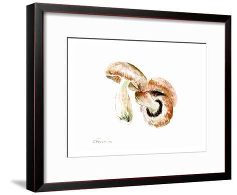 Mushrooms-Suren Nersisyan-Framed Art Print