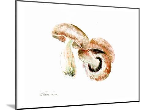Mushrooms-Suren Nersisyan-Mounted Art Print