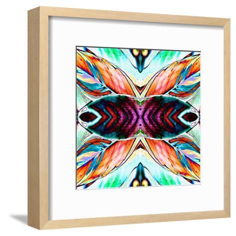 Fall Leaves-Rose Anne Colavito-Framed Art Print