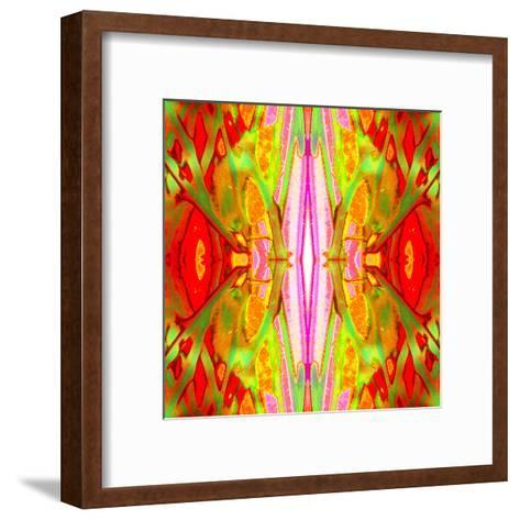 Electric Twigs-Rose Anne Colavito-Framed Art Print