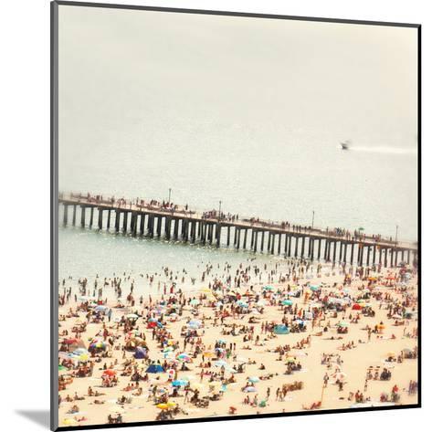 Coney Island Summer-Mina Teslaru-Mounted Art Print
