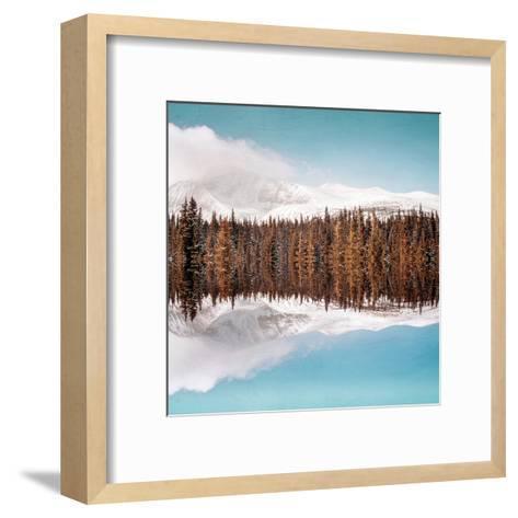 Richter-Mina Teslaru-Framed Art Print