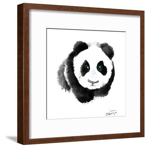 Baby Panda-Suren Nersisyan-Framed Art Print