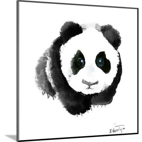 Baby Panda-Suren Nersisyan-Mounted Art Print