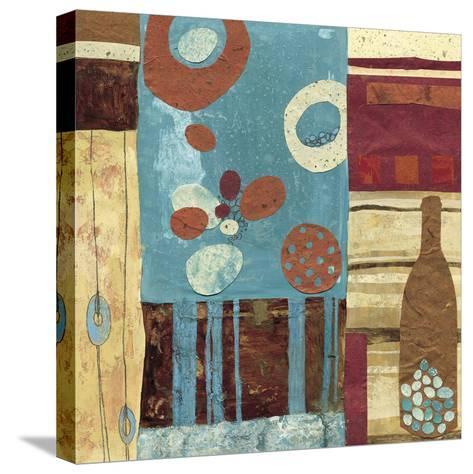 Drift Lines IV-Liz Myhill-Stretched Canvas Print