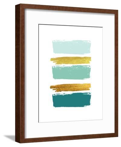 Brushes 1-Ikonolexi-Framed Art Print