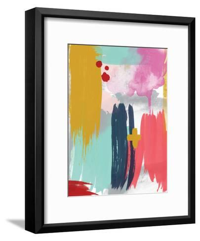 Abstract 5-Amy Brinkman-Framed Art Print