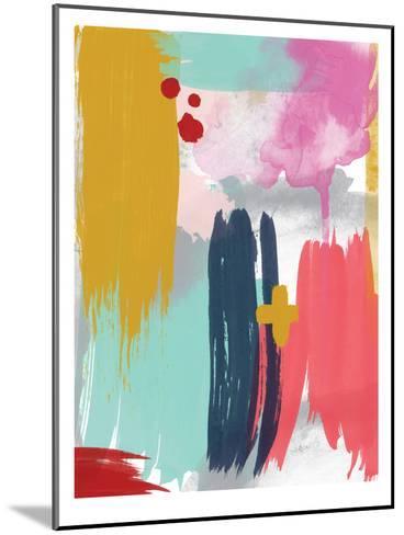 Abstract 5-Amy Brinkman-Mounted Art Print