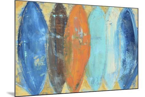 Navaho Summer-Erin Ashley-Mounted Giclee Print