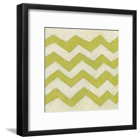 Spectrum Hieroglyph I-June Vess-Framed Art Print