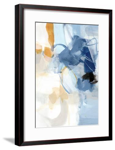 Low Tide-Christina Long-Framed Art Print