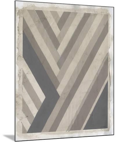 Neutral Rhythm II-Vanna Lam-Mounted Art Print