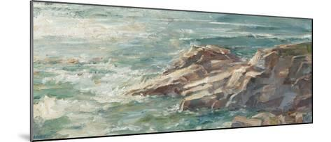 Impasto Ocean View IV-Ethan Harper-Mounted Limited Edition