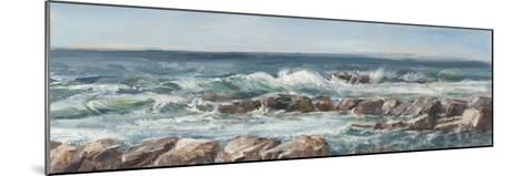 Impasto Ocean View V-Ethan Harper-Mounted Limited Edition